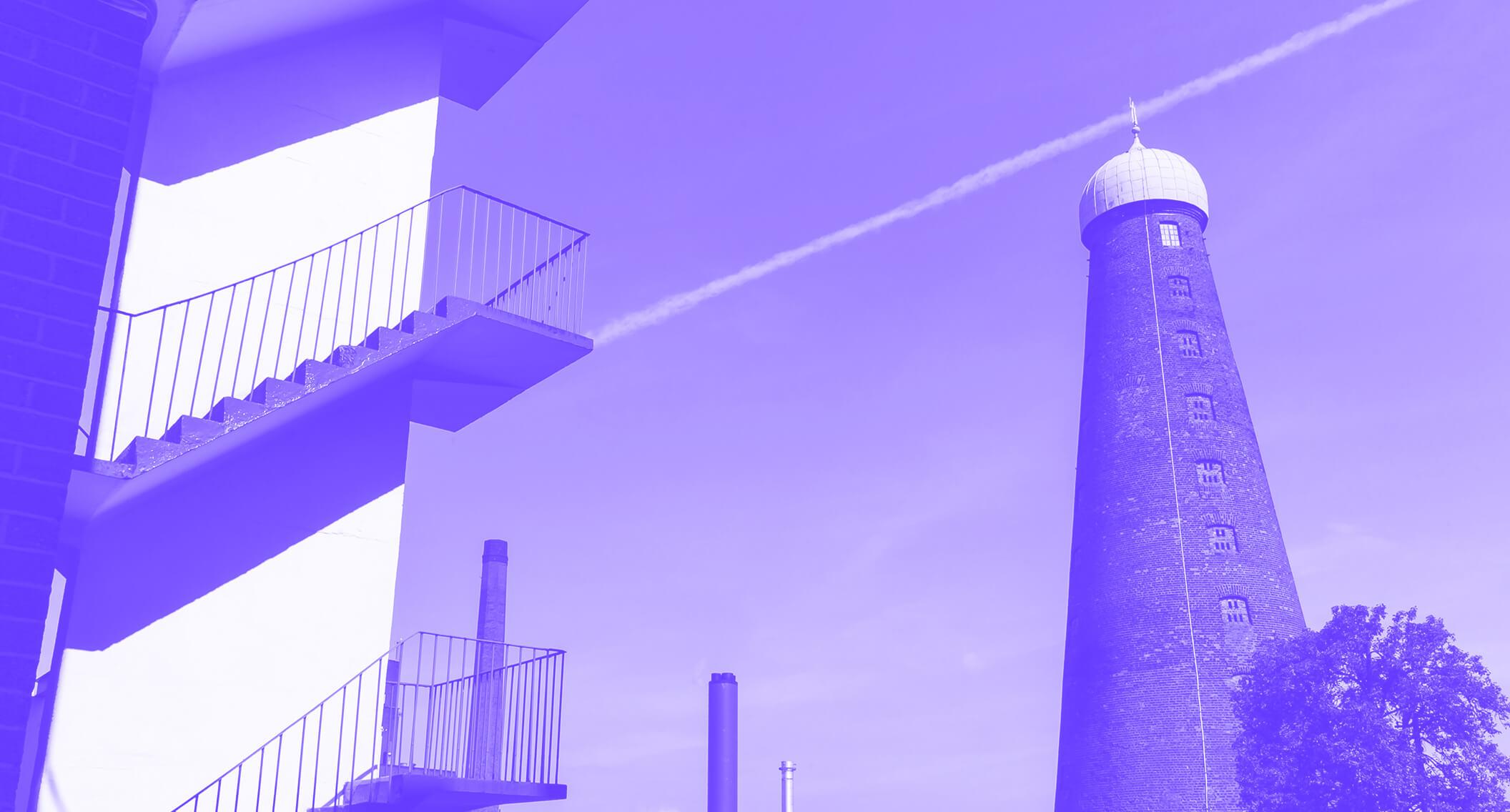 St. Patrick's Tower at The Digital Hub