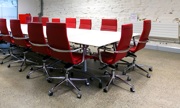 Explore Our Meeting Rooms