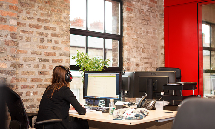 Explore Our Office Space